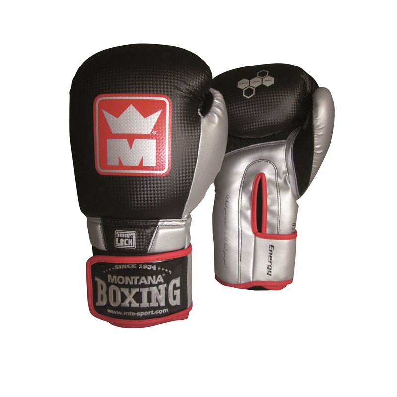 Gants boxe Montana Energy Race