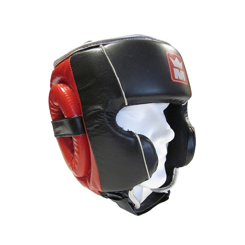 Casque de boxe Montana Fullguard training Adulte noir