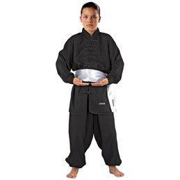 Tenue Kung Fu Clubline noire