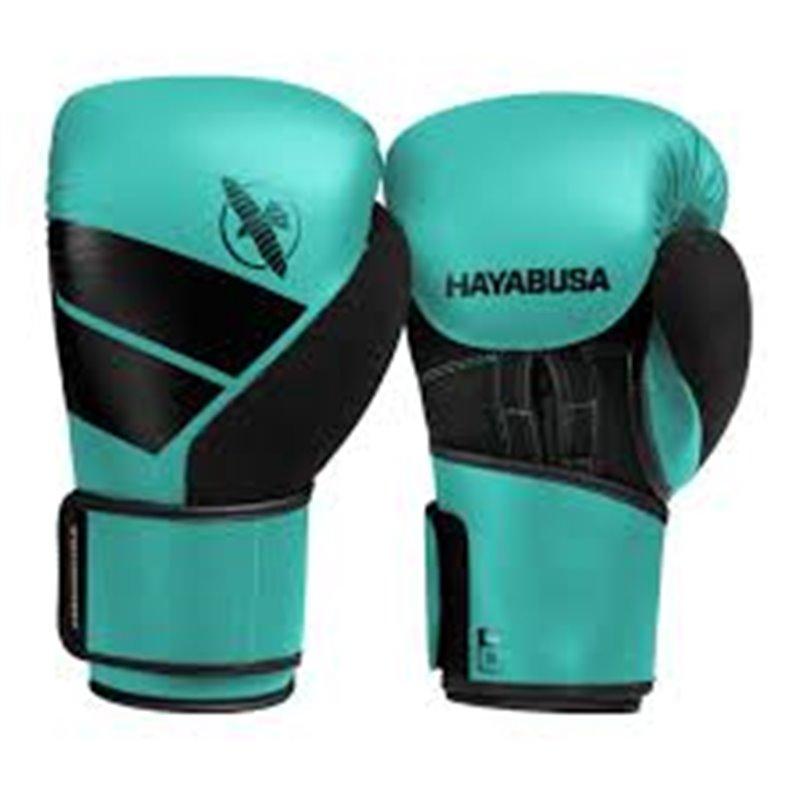 Gants de boxe Hayabusa S4 vert noir