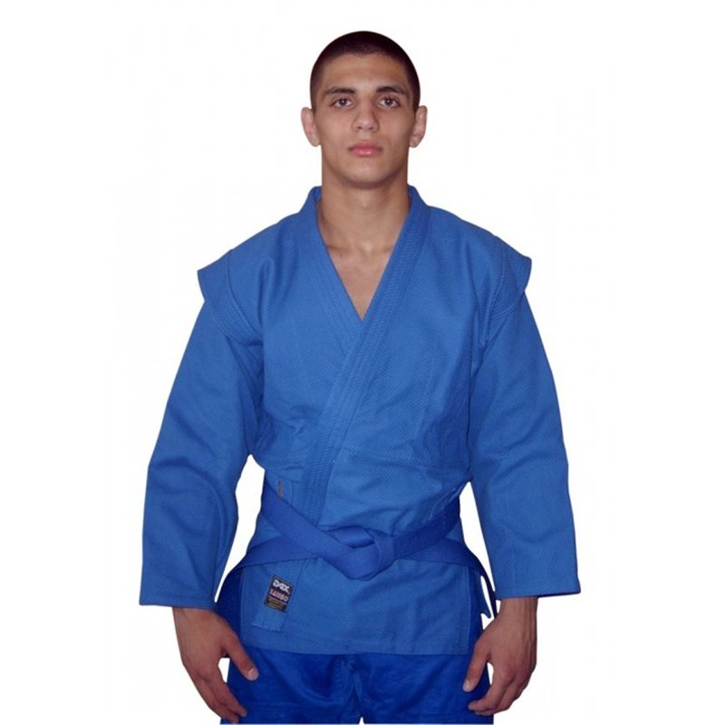 Tenue de Sambo DX Sport Rouge