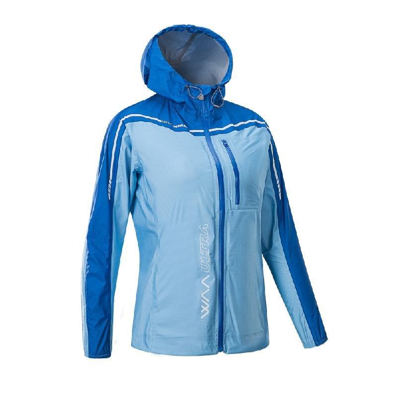 Veste de pluie Ultra light 3.0 Jacket Femme bleu