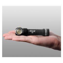 Lampe Frontale ArmyTek Wizard Pro magnet USB