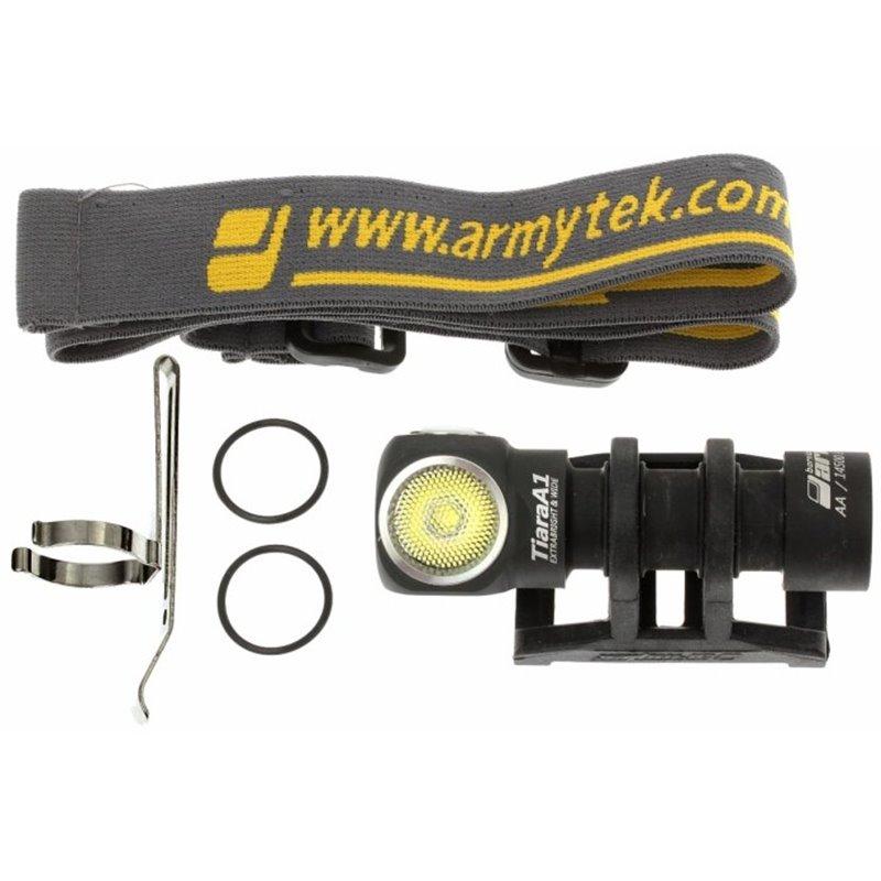 Lampe Frontale ArmyTek Tiara A1 Pro 560 lumens
