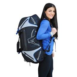 Sac de sport Arawaza noir/bleu taille M