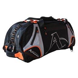 Sac de sport Arawaza noir/orange taille M 72x42 cm