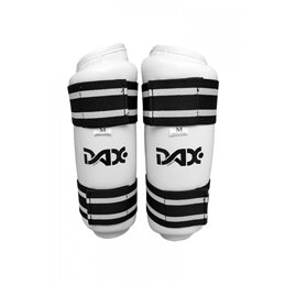 Protege avant bras Dax blanc taekwondo