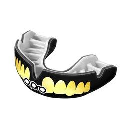 Protege dents Shock doctor Opro power fit Noir dents or