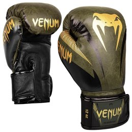 Gants de boxe Venum Impact kaki