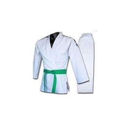 Kimono judo Noris enfant debutant avec bandes blanc