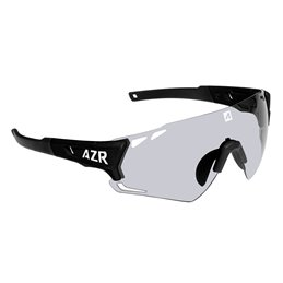 Lunette AZR Modele Kromic Vuelta RX 3539 Monture noir mat Ecran PC / incolore photochromique Cat 1 à Cat 2