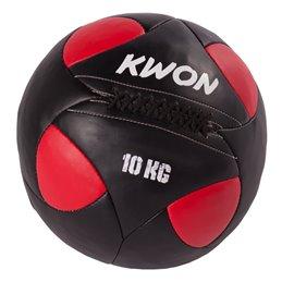 Wallball à projeter au sol poids au choix Kwon noir