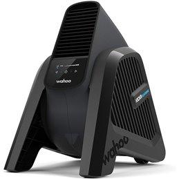 Wahoo Fitness WFBKTR7EU Ventilateur Bluetooth Mixte Adulte, Black