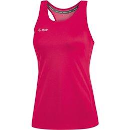 Debardeur running trail Femme Jako 6075 rose