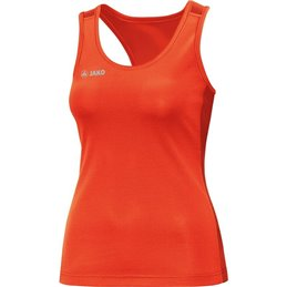 Debardeur running trail Femme Jako 6075 orange