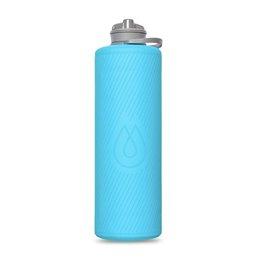 Flux 1 L Gourde pliable Hydrapak bleu