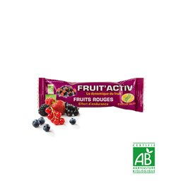 Barre aux fruits 25 g