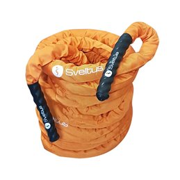Corde ondulatoire gainée Battle rope premium L15m Ø50 mm