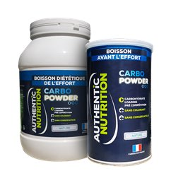 Carbo powder Authentic nutirion
