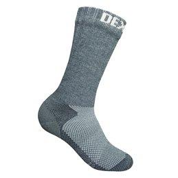 Chaussettes impermeables respirantes DexShell Terrain walking gris