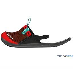 Raquette snowshoe 2 EVVO Rouge