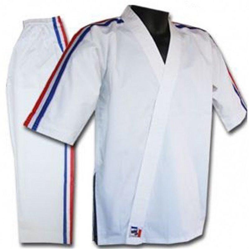 Kimono karate contact Noris blanc