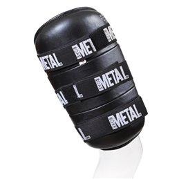 Protege cuisses Metal boxe PU taille unique
