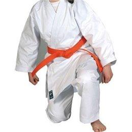 Kimono de karate Eco Kamikaze Kodomo blanc