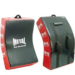 Grand bouclier courbe Metal boxe 78 x 47 x 16 cm