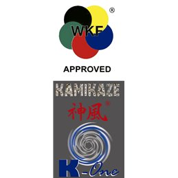 Kimono combat kumite Kamikaze K-One WKF blanc