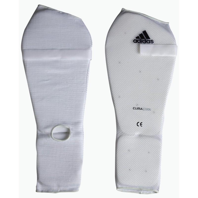 Proteges tibias avec pieds Mousse Adidas