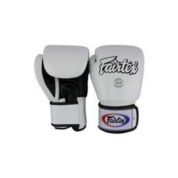 Gants boxe Fairtex FX1 Blancs