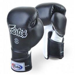 Gants boxe Fairtex V6 Noir