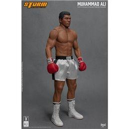 Figurine collector Muhammad Ali 1/6e Storm