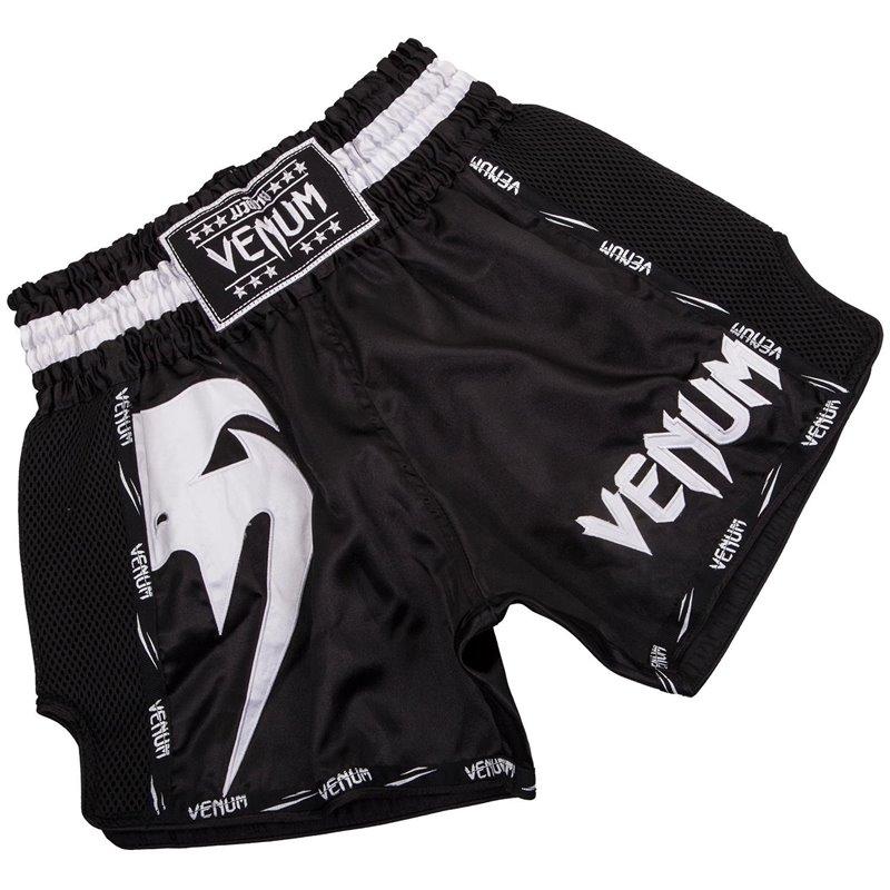 Short de Muay Thai Venum Giant Noir/blanc