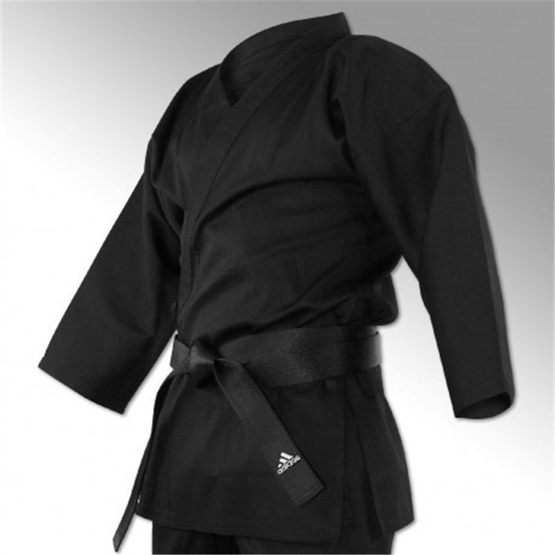 Kimono de karaté noir BUSHIDO adidas K220B