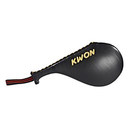 Raquette simple Kwon black gold