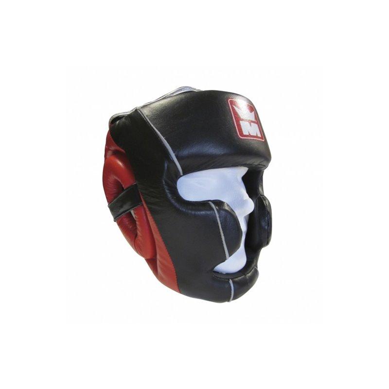 Casque de boxe Montana MPF2000 Adulte noir