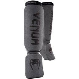 Protege tibias et pieds mousse Venum Kontact gris taille unique