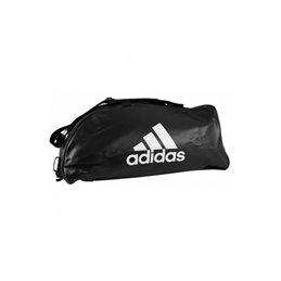 Sac transformable Adidas noir 2 tailles au choix