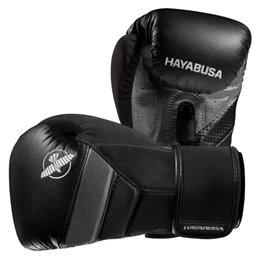 Gants de boxe Hayabusa T3 noirs/gris