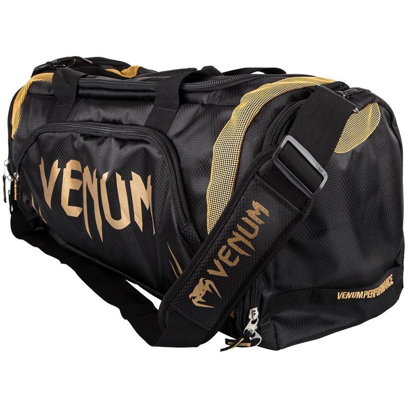 Sac de sport Venum modele trainer noir/or