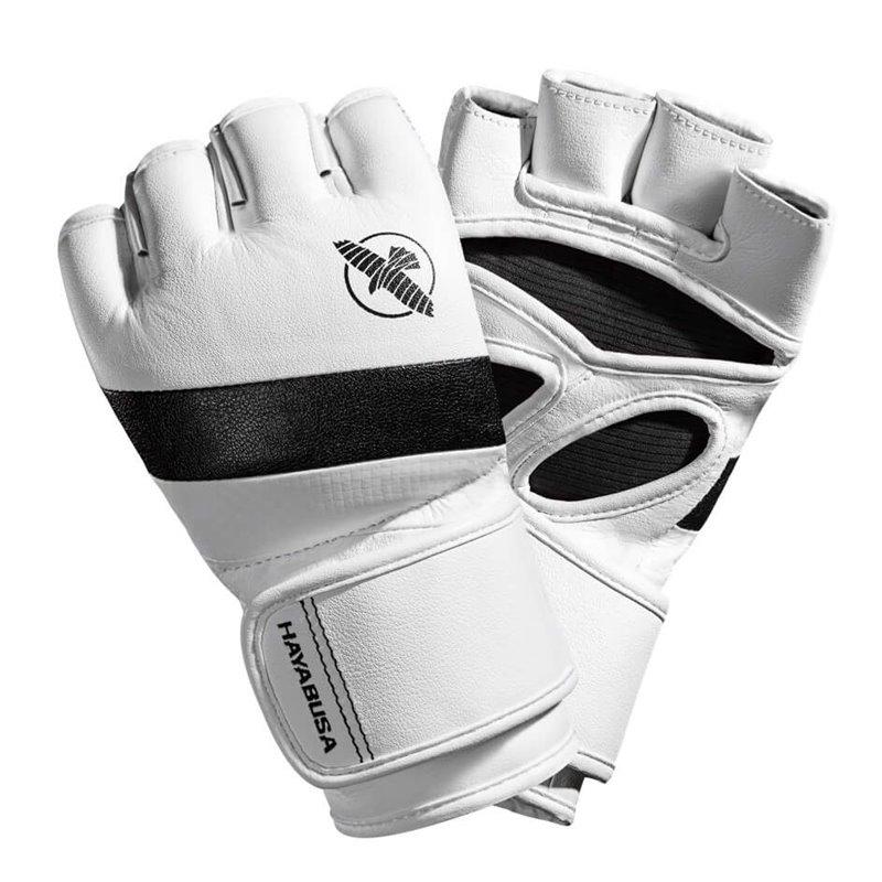 Gants de MMA Hayabusa blanc