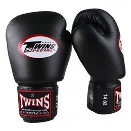 Gants de boxe Twins noir BGN-1