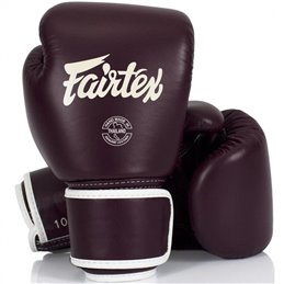 Gants boxe Fairtex FXV16 Marron