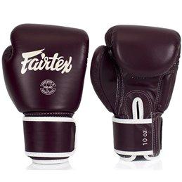 Gants boxe Fairtex FXV16 Marron