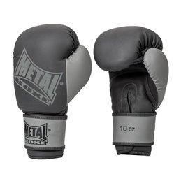 Gants de boxe MB204A Metal Boxe Noir