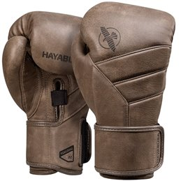 Gants de boxe Hayabusa T3 KANPEKI  marrons vintage