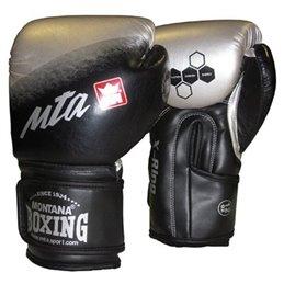 Gants boxe debutants Montana X-Ring
