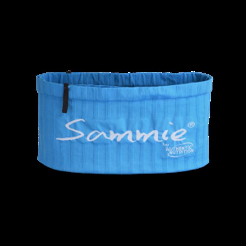 Poche ventrale Sammie® Trail bleue